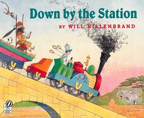 Down by the Station By Hillenbrand, Will
